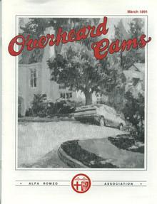 Overheard Cams October 1991