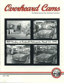 Overheard Cams April 1995