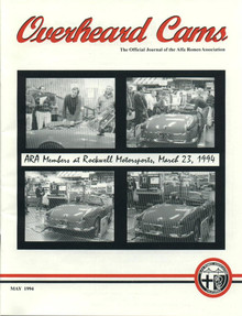 Overheard Cams May 1995