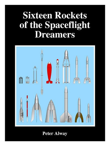 Rockets of the Spaceflight Dreamers  - Cover