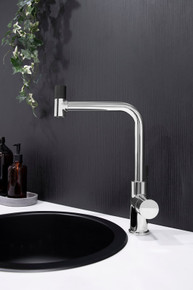 Indi Square Sink Mixer