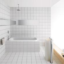 Geo Inset Bath