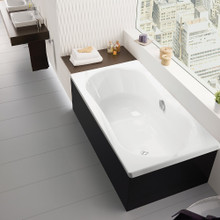 Emma Square Inset Bath