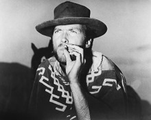 This is an image of 176248 A Fistful of Dollars Photograph & Poster
