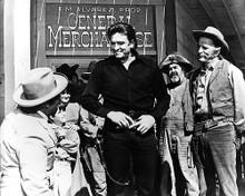This is an image of 186487 Johnny Cash Photograph & Poster