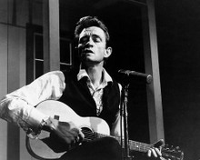 This is an image of 186573 Johnny Cash Photograph & Poster