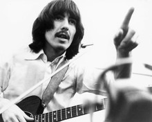 This is an image of 186597 George Harrison Photograph & Poster