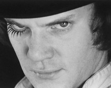 This is an image of 187847 A Clockwork Orange Photograph & Poster
