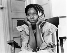 This is an image of 188350 Whoopi Goldberg Photograph & Poster