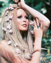 This is an image of 238319 Veronica Carlson Photograph & Poster