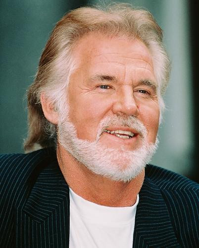 This is an image of 241402 Kenny Rogers Photograph & Poster