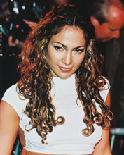This is an image of 243401 Jennifer Lopez Photograph & Poster