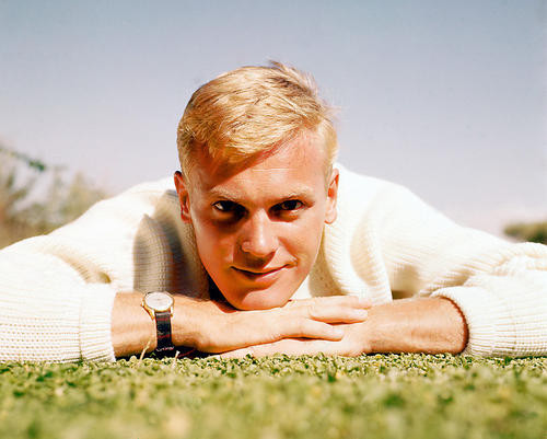 This is an image of 246467 Tab Hunter Photograph & Poster