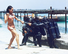 This is an image of 247239 Martine Beswick Photograph & Poster