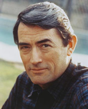 This is an image of 244557 Gregory Peck Photograph & Poster