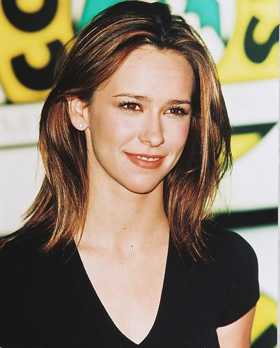 This is an image of 246106 Jennifer Love-Hewitt Photograph & Poster
