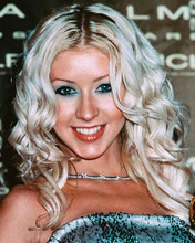 This is an image of 247189 Christina Aguilera Photograph & Poster