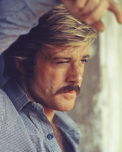 This is an image of 252547 Robert Redford Photograph & Poster