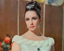 This is an image of 256294 Elizabeth Taylor Photograph & Poster