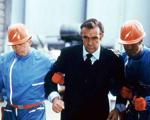 This is an image of 256647 Sean Connery Photograph & Poster