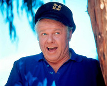 This is an image of 256735 Alan Hale Jr Photograph & Poster