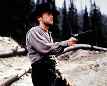 This is an image of 257165 Clint Eastwood Photograph & Poster