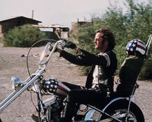 This is an image of 257189 Peter Fonda Photograph & Poster