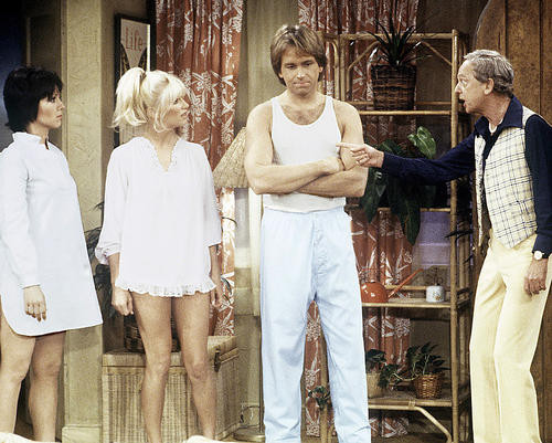 This is an image of 257461 Three's Company Photograph & Poster