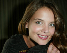 This is an image of 259036 Katie Holmes Photograph & Poster