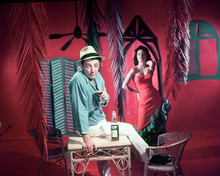 This is an image of 259532 Robert Mitchum Photograph & Poster