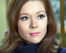 This is an image of 268039 Diana Rigg Photograph & Poster