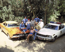This is an image of 268073 Dukes of Hazzard Photograph & Poster