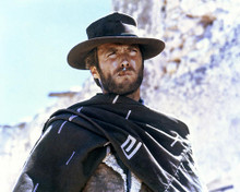 This is an image of 269076 Clint Eastwood Photograph & Poster