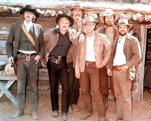 This is an image of 269563 Butch Cassidy and the Sundance Kid Photograph & Poster