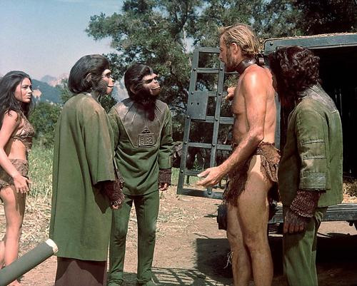 This is an image of 271753 Planet of the Apes Photograph & Poster