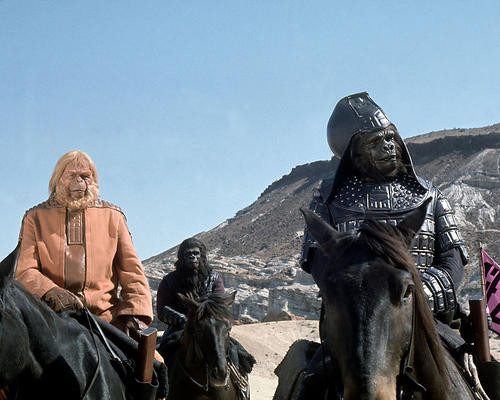 This is an image of 271759 Planet of the Apes Photograph & Poster
