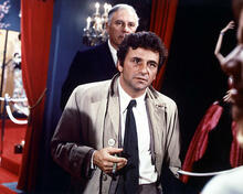 This is an image of 275404 Peter Falk Photograph & Poster