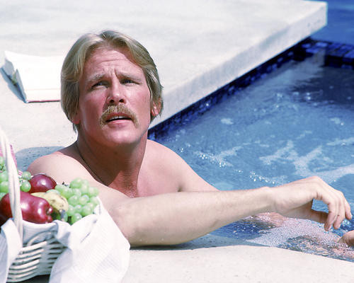 This is an image of 275422 Nick Nolte Photograph & Poster