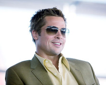This is an image of 275522 Brad Pitt Photograph & Poster