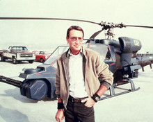 This is an image of 277916 Roy Scheider Photograph & Poster