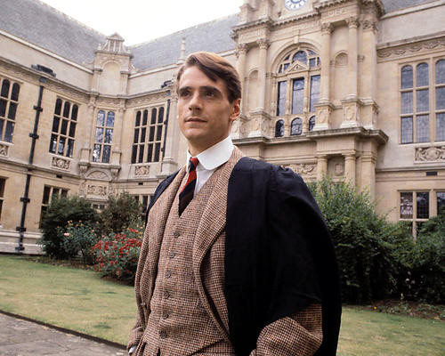 This is an image of 278362 Jeremy Irons Photograph & Poster