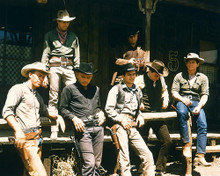 This is an image of 278451 The Magnificent Seven Photograph & Poster