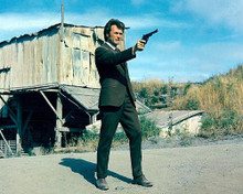 This is an image of 280029 Dirty Harry Photograph & Poster