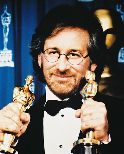 This is an image of 212544 Steven Spielberg Photograph & Poster