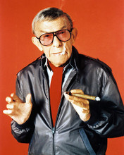This is an image of 212985 George Burns Photograph & Poster