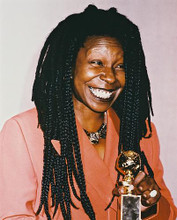 This is an image of 213028 Whoopi Goldberg Photograph & Poster