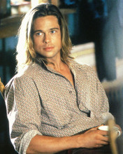 This is an image of 214846 Brad Pitt Photograph & Poster