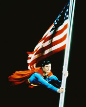 This is an image of 215394 Christopher Reeve Photograph & Poster