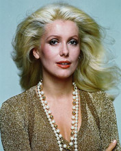 This is an image of 216491 Catherine Deneuve Photograph & Poster