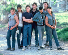 This is an image of 213923 The Outsiders Photograph & Poster